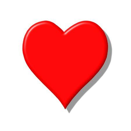 heart 3d photo