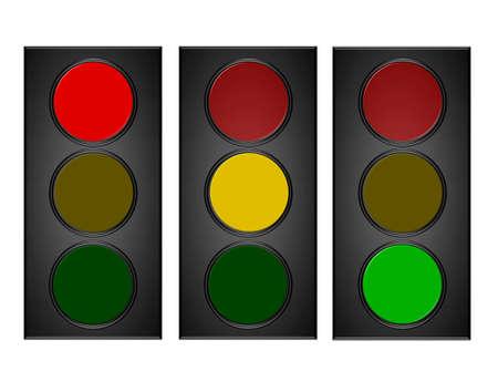 Traffic Lights Stock Photo - 4817783