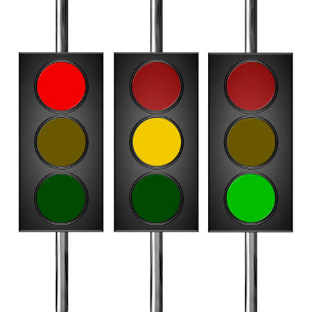 Traffic Light Stock Photo - 4817639