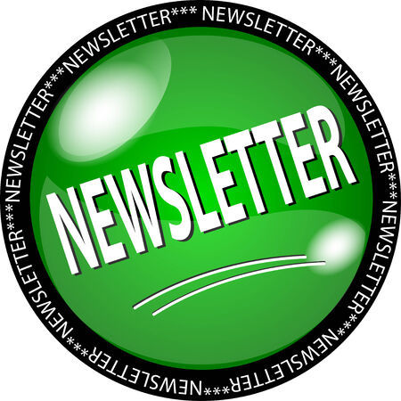 sybol: illustration of a green newsletter button