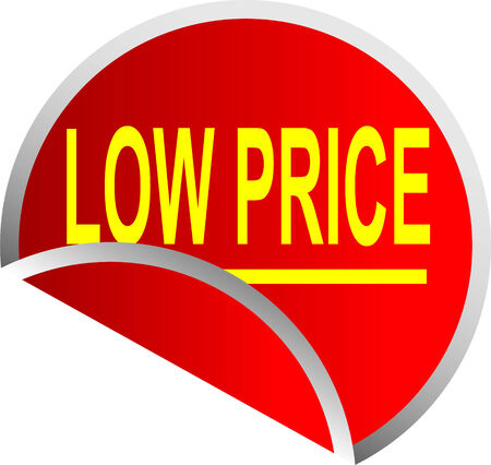 low price: Button Low Price