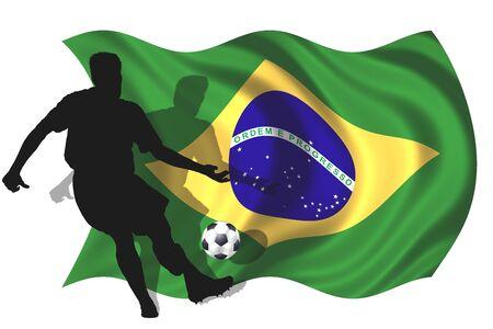 jugador de fútbol Brasil