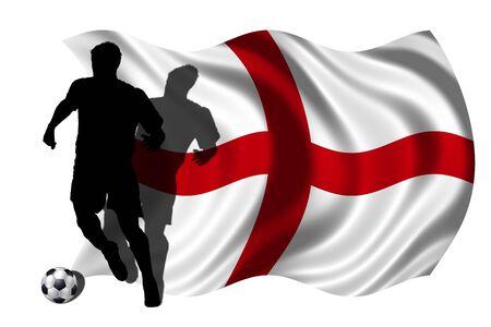 jugador de fútbol Inglaterra