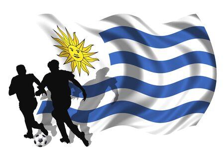 soccer player Uruguay photo