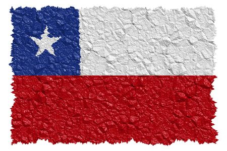 chilean: National Flag Chile