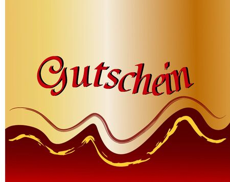 German Gift Certificate photo
