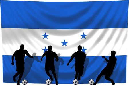 soccer player Honduras photo