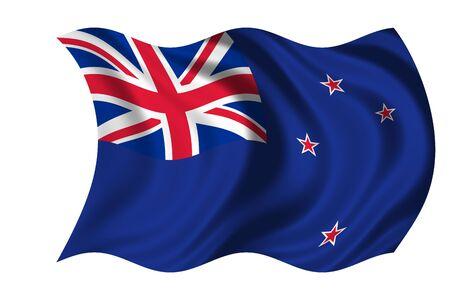 flag of new zealand: National Flag New Zealand