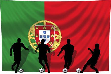 soccer player Portugal photo