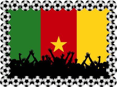 cameroon: Appassionati di calcio Camerun