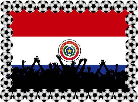 Paraguay: Fans de football Paraguay
