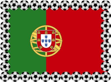 Soccer Portugal photo
