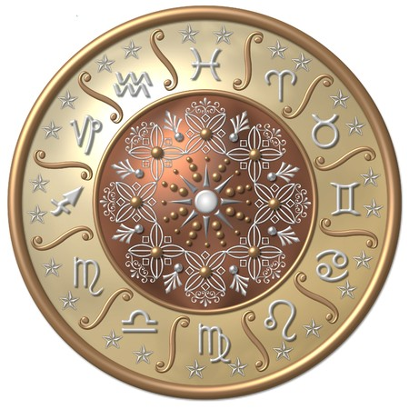 superstitions: Zodiac Disc