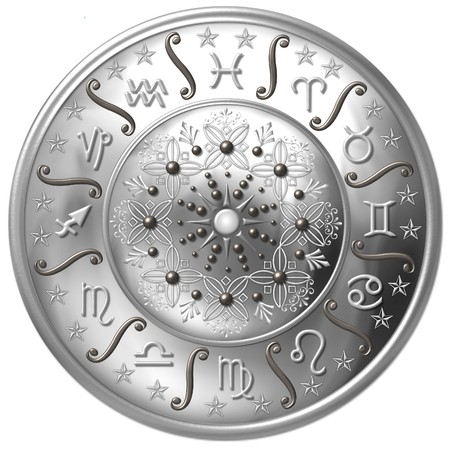 zodiac sign: Zodiac Disc