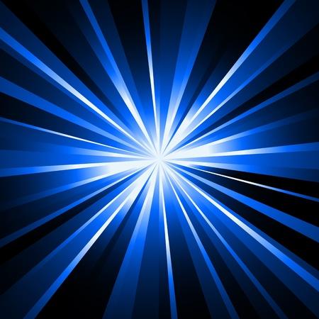 laser beam: Laser beams background Stock Photo