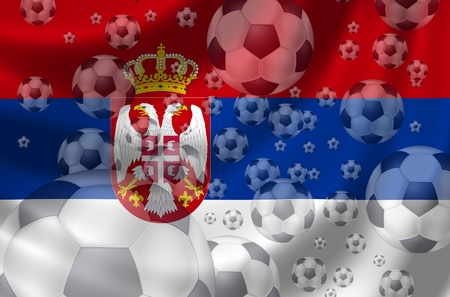 Soccer Serbia photo