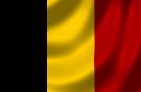 Flag of Belgium Stock Photo - 8879858
