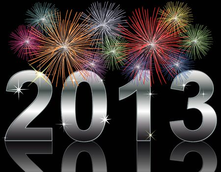 end month: New Year 2013