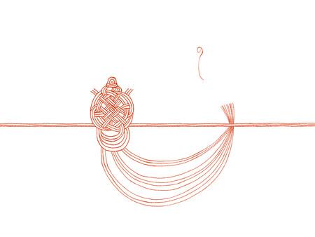 Turtle noshi paper: japanese envelope decoration