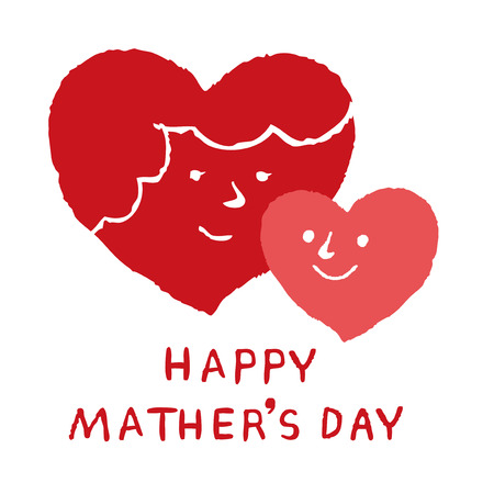 day: Mothers Day Illustration