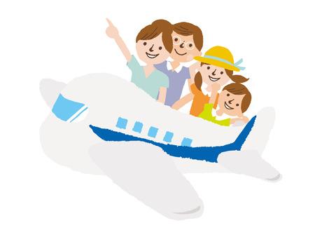 Airplane family