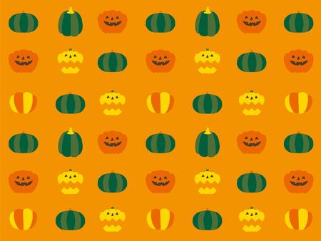 siloette: halloween icons Illustration