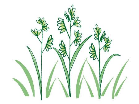 wasteland: vector, weeds, weed