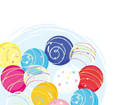 blank expression: Water Balloon, yo-yo