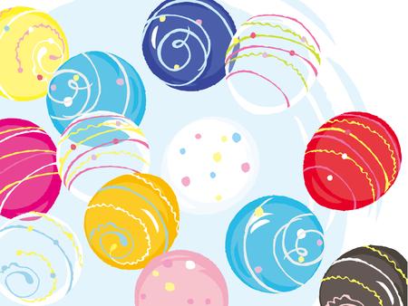 Acqua Balloon, yo-yo