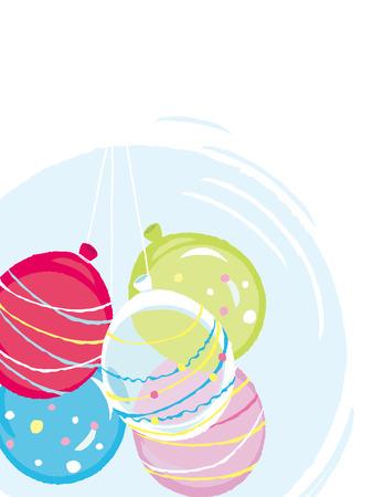 sensation: Water Balloon, yo-yo