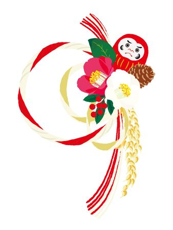 Japanese New Year Ornament