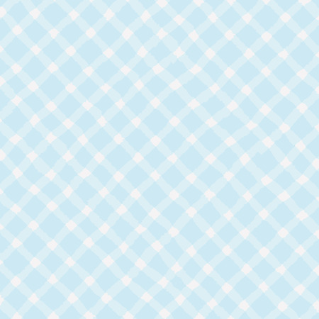 pastel blue color square check pattern Illustration