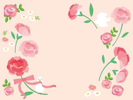 Mother's Day illustration 일러스트