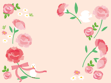 Mother's Day illustration 向量圖像