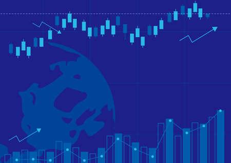Investment Image Background Illustration