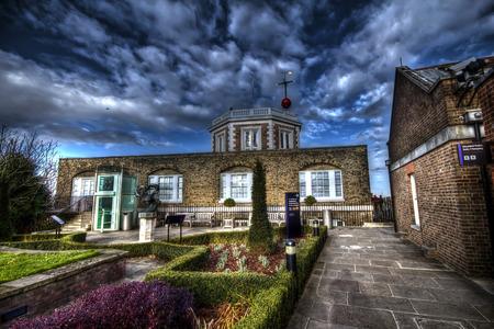 Observatoire royal de Greenwich, Londres, Royaume-Uni