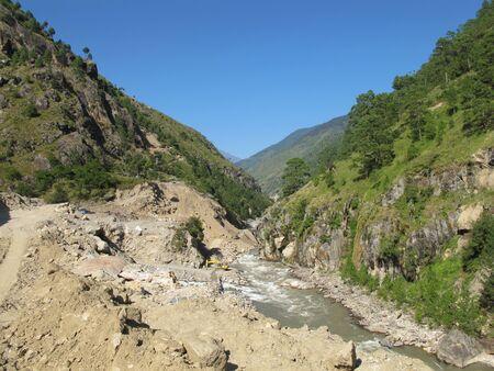 roadwork: Roadwork in Nepal