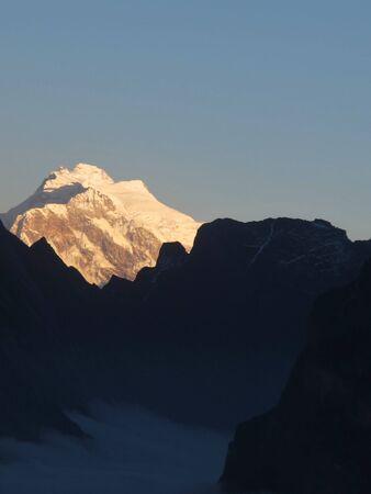 Unique landscape near Humde, Nepal Stock Photo - 11698569