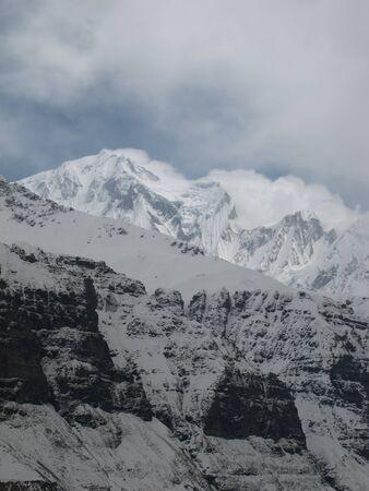 Annapurna 3, elevation 7555 m
