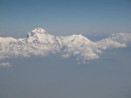 Impressive Annapurna Range
