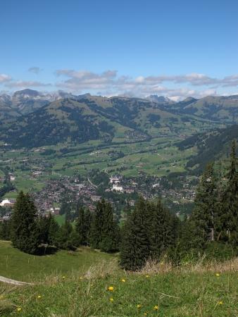 gstaad: Idyllic Village Gstaad