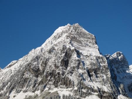 Mountain Peak Named Bruennelistock