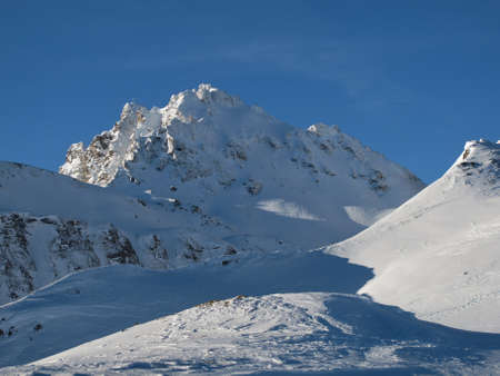 sargans: Beautiful Mountain Peak Named Pizol