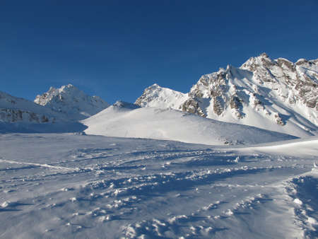 sargans: Winter In The Pizol Region