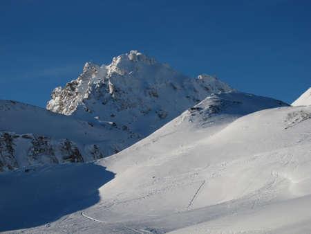 sargans: Pizol, High Mountain In St  Gallen Canton Stock Photo