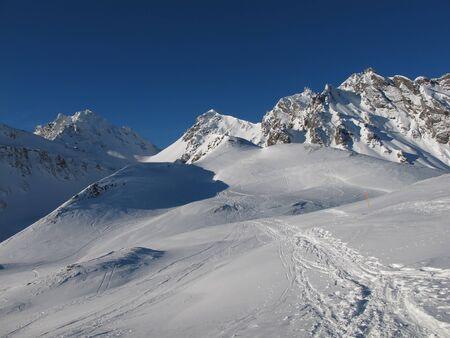 sargans: Foot-Path To The Pizol Summit