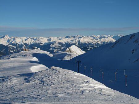 sargans: Beautiful Mountain Panorama