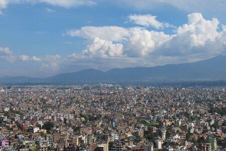 kathmandu: Kathmandu cityscape