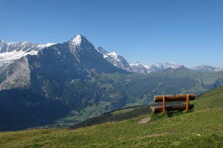 eiger: Eiger view, Grindelwald