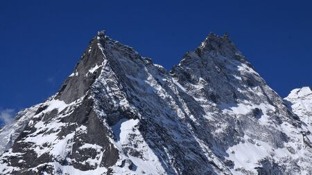 peak: Pointed Mountain peaks